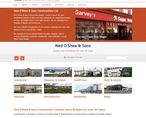 Kerry web design