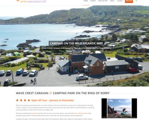 Website design Kerry Ireland