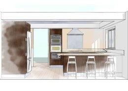 3D kitchen plan Ireland