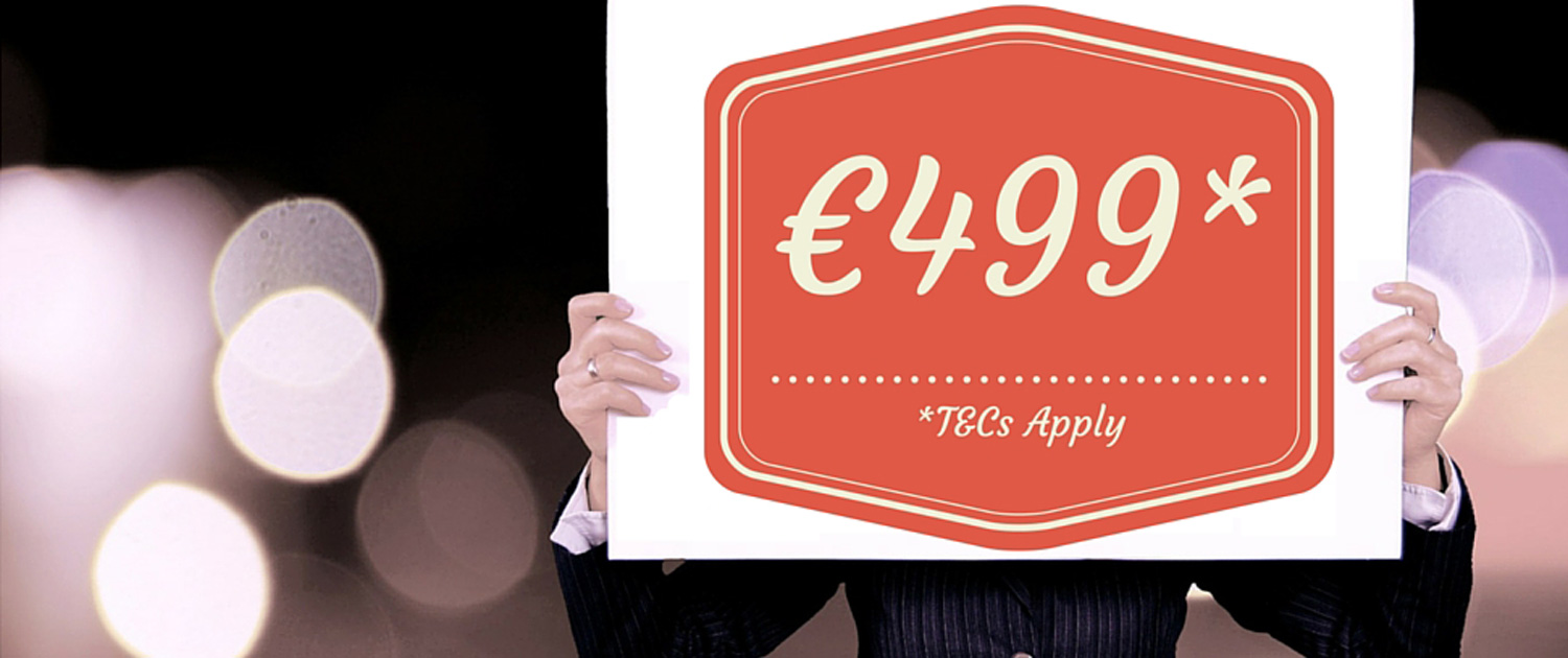 startup web and logo offer Kerry