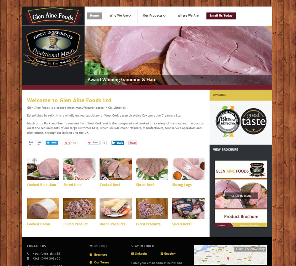 Limerick web design