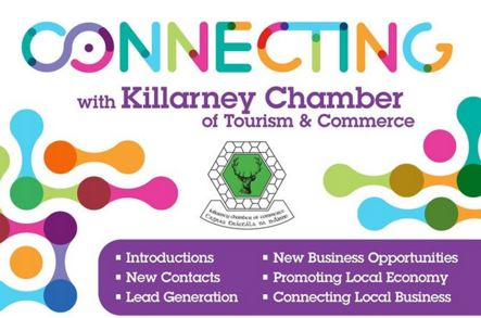 Killarney chamber of commerce speed networking event